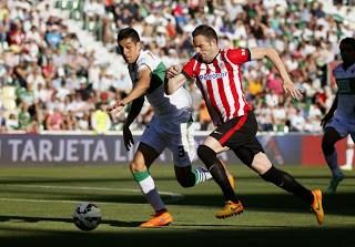 Elche 2-Athletic Bilbao 3. Jornada 37 Liga Española