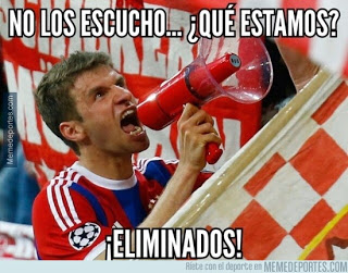 Los mejores memes del Bayern Munich-Barcelona: Semis Champions