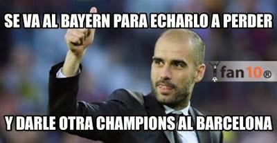 Los mejores memes del Bayern Munich-Barcelona: Semis Champions guardiola