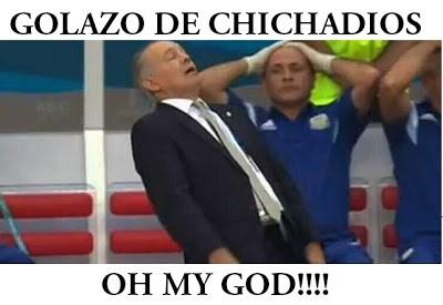 Los mejores memes del Real Madrid-Getafe: Jornada 38 chichadios