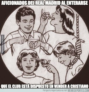 Los mejores memes del Real Madrid-Getafe: Jornada 38 cristiano ronaldo