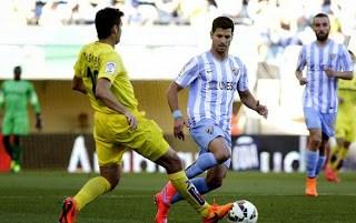 Villarreal 2-Málaga 1. Jornada 37 Liga Española