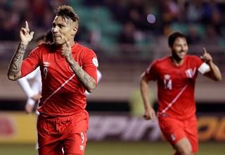 Bolivia 1-Perú 3. Cuartos de final Copa América