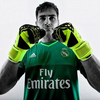 Iker Casillas camiseta real madrid 2015 2016