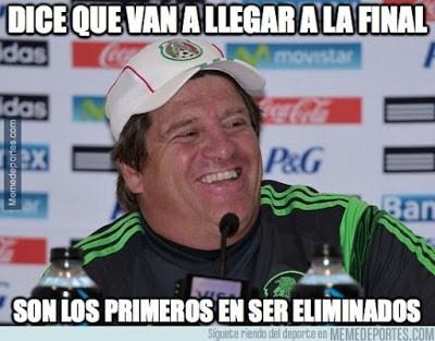 memes del México-Ecuador