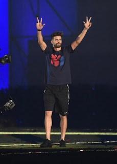 messi neymar festejos camp nou champions 2015 pique