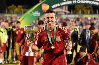 España campeón del Europeo Sub-19 tras vencer 2-0 a Rusia
