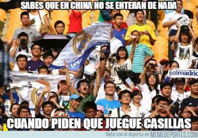 Los mejores memes del Inter-Real Madrid. International Champions Cup