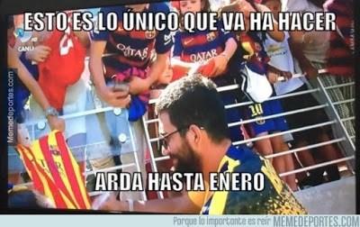 Los mejores memes del Manchester-Barcelona. International Champions Cup