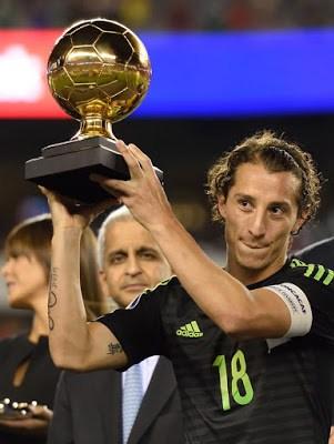 México Campeónn de la Copa de Oro 2015