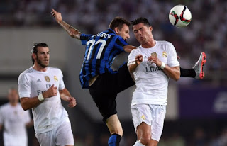 Inter 0-Real Madrid 3. International Champions Cup