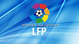 Horarios partidos domingo 23 de agosto: Jornada 1 Liga Española