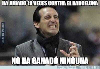 Los mejores memes del Barcelona-Sevilla: Supercopa 2015 emery