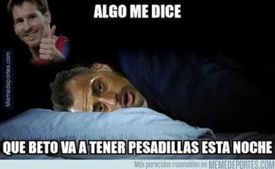 Los mejores memes del Barcelona-Sevilla: Supercopa 2015 messi beto