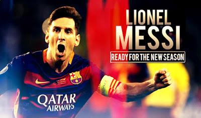 Leo Messi Reloaded: al 100% para la temporada 2015/16