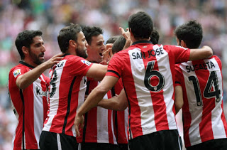 Athletic Bilbao 3-Getafe 1. Jornada 3 Liga Española
