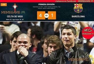 Los mejores memes del Athletic Bilbao-Real Madrid: Jornada 5 ronlado pepe