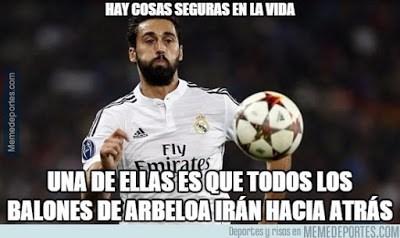 Los mejores memes del Malmo-Real Madrid: Champions 2015 arbeloa