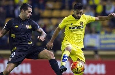 Villarreal 2-Sevilla 1. Jornada 10 Liga Española