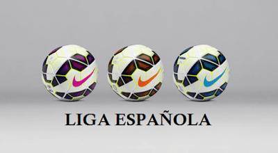 Alineaciones Jornada 10. Liga Española 2015