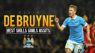 Lo mejor de Kevin De Bruyne en el Manchester City 2015