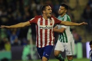 Betis 0-Atlético Madrid 1. Jornada 12 Liga Española