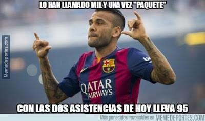 Los mejores memes del Barcelona-Real Sociedad. Jornada 13
