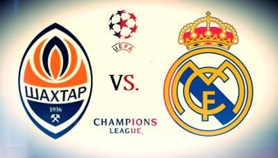 Alineación Shakhtar-Real Madrid: Champions League 2015