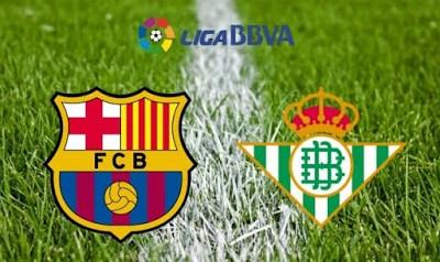 Alineación y previa Barcelona-Betis. Jornada 17
