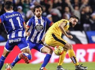Deportivo la Coruña 2-Eibar 0. Jornada 16 Liga Española