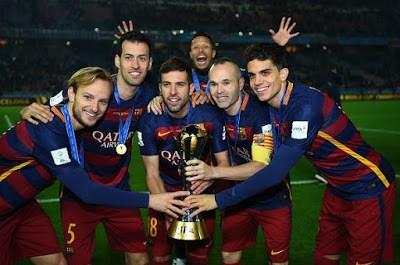 Las mejores imágenes del Barcelona Campeón del Mundial de Clubes Japón 2015
