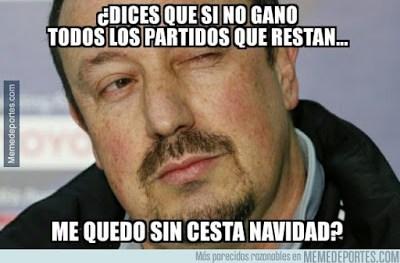 Los mejores memes del Real Madrid-Getafe: Jornada 13
