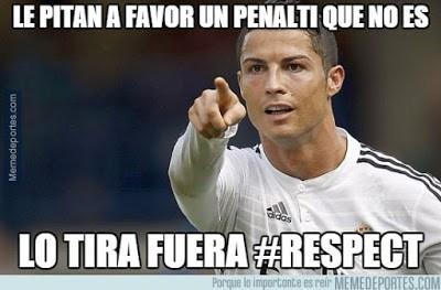 Los mejores memes del Real Madrid-Real Sociedad: Jornada 17 cristiano penaldo falla penal