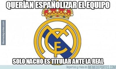 Los mejores memes del Real Madrid-Real Sociedad: Jornada 17