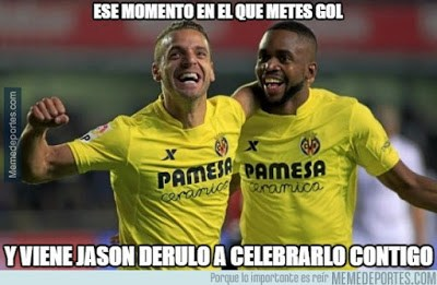 Los mejores memes del Villarreal-Real Madrid: Jornada 15 soldado gol