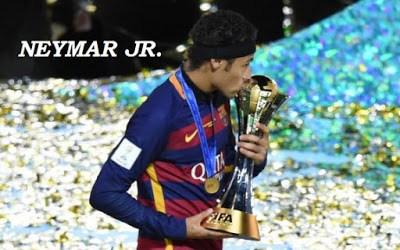 Lo Mejor de Neymar en 2015 CAMPEON MUNDIAL DE CLUBES