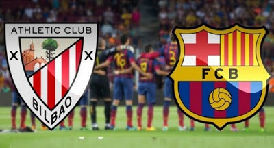 Alineación Athletic Bilbao Barcelona. Cuartos Copa del Rey