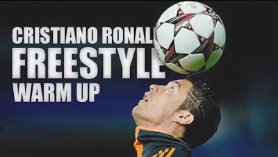 Cristiano Ronaldo Freestyle 2016