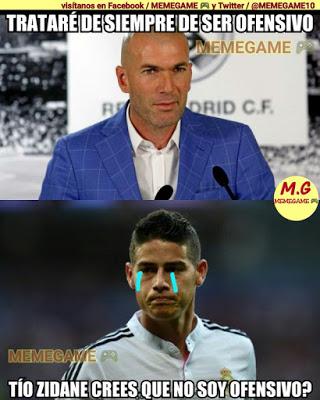 Los mejores memes del Real Madrid-Deportivo: Jornada 19