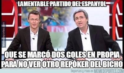 Los mejores memes del Real Madrid-Espanyol: Jornada 22 los manolos