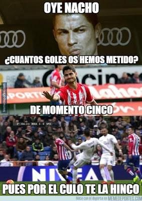 Los mejores memes del Real Madrid-Sporting: Jornada 20