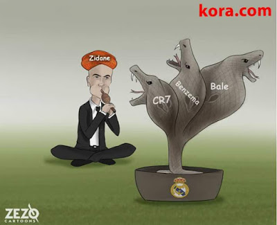 Los mejores memes del Betis-Real Madrid: Jornada 21 zidane encanta bbc