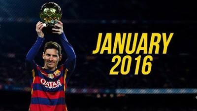 Leo Messi reloaded: Enero de 2016
