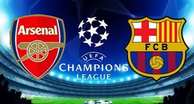 Arsenal-Barcelona: alineación, previa y promo. Octavos Champions 2016 (ida)