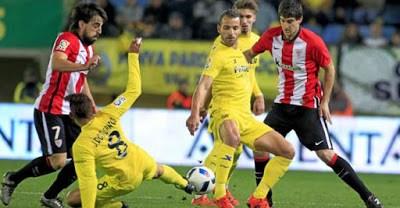 Athletic Bilbao 0-Villarreal 0. Jornada 23 Liga Española