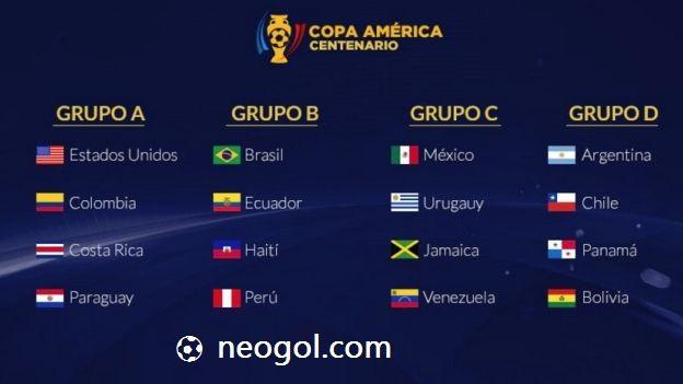Calendario Grupo C Concacaf