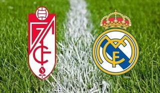 Alineación y previa Granada-Real Madrid. Jornada 23