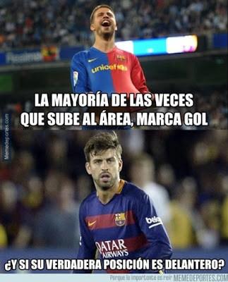Los memes del Barcelona-Sevilla más divertidos. Liga BBVA pique
