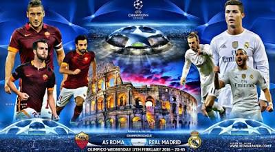 Alineación y previa Roma-Real Madrid: Octavos Champions 2016 (ida)