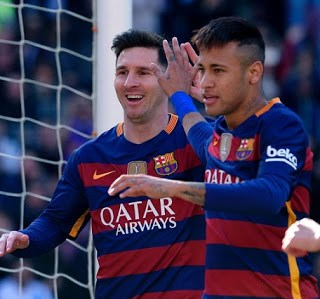 Barcelona 6-Getafe 0. Jornada 29 Liga Española